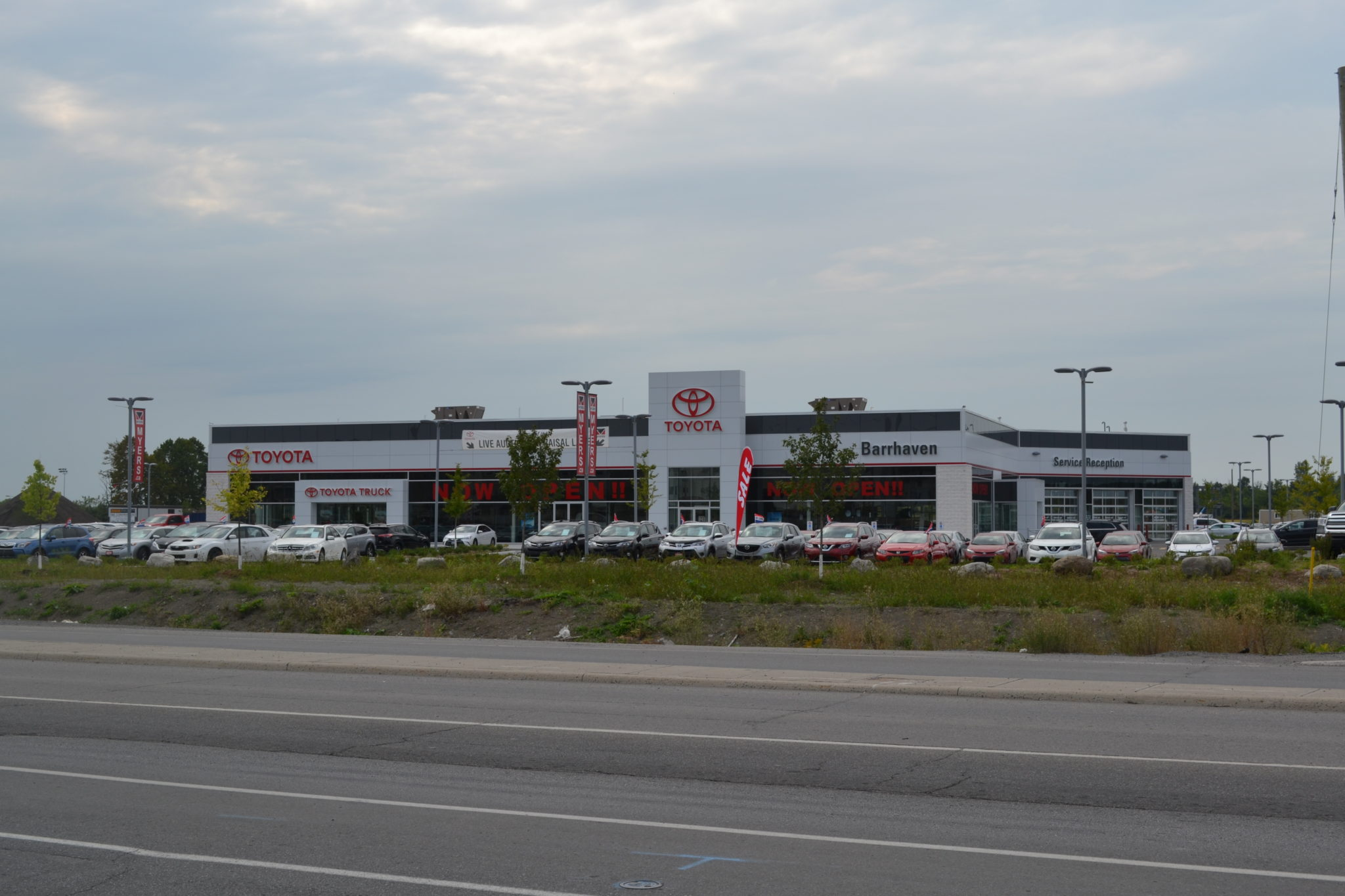 Myers Barrhaven Toyota Tomlinson Group
