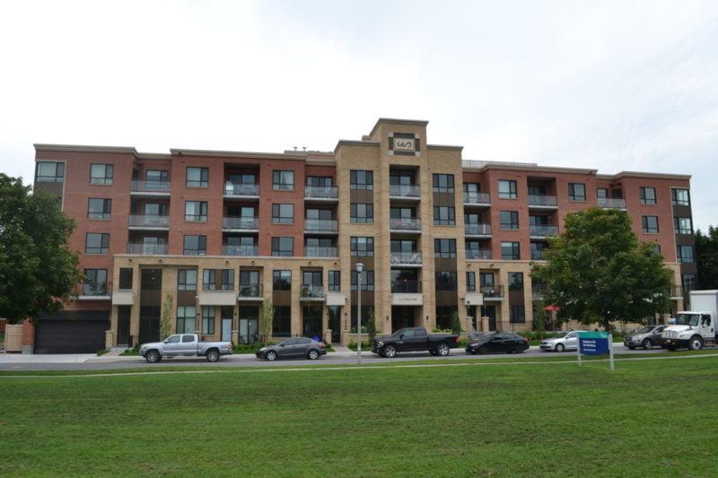 Waterstreet Condominiums Tomlinson Group