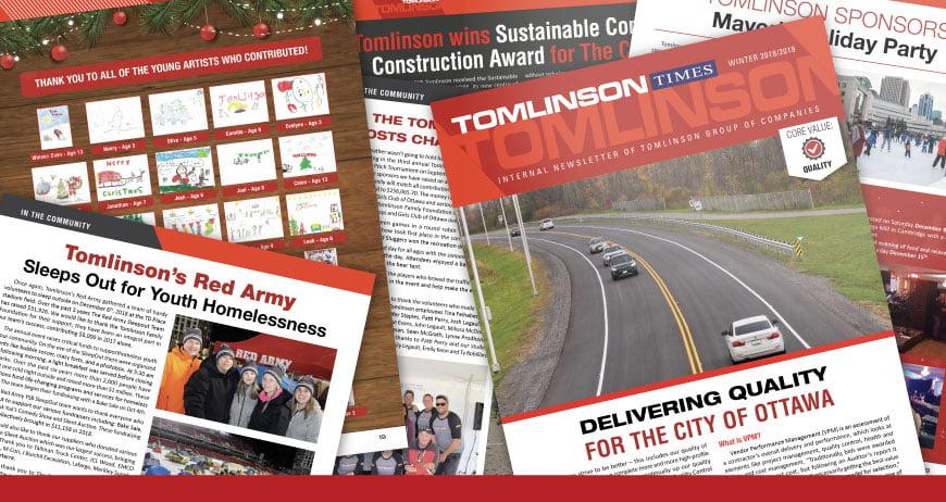 Tomlinson Bulletin