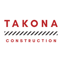 Takona Construction Logo