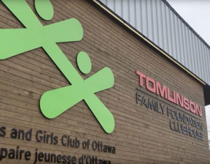 Tomlinson Family Foundation Clubhouse