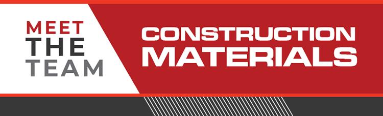 Meet the Team - Tomlinson Contruction Materials